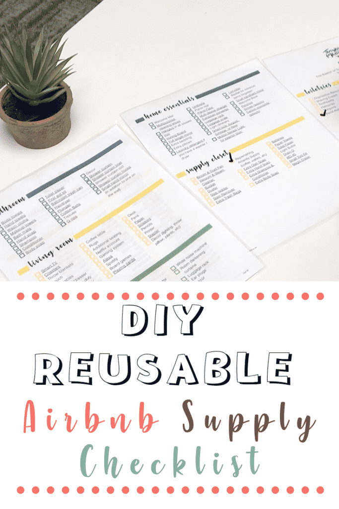 DIY_Resuable_Airbnb_Supply_Checklist