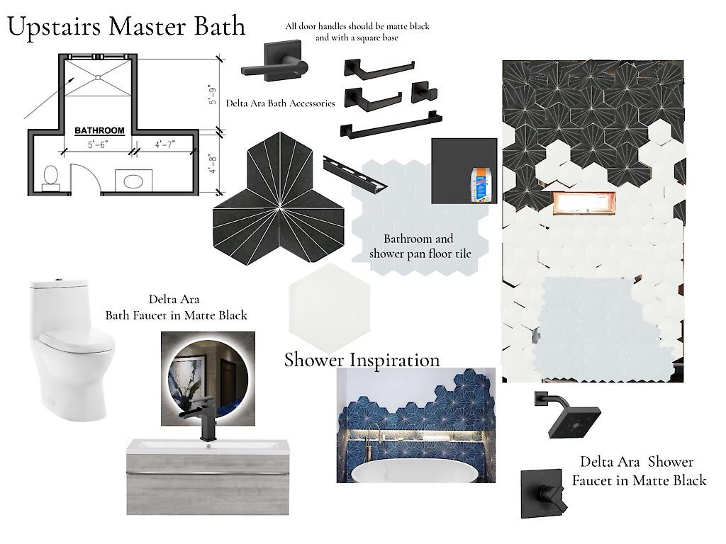 upstairs masters bath