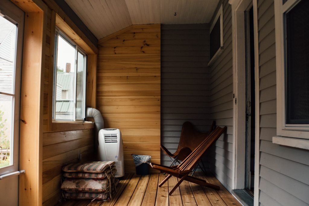 inside airbnb