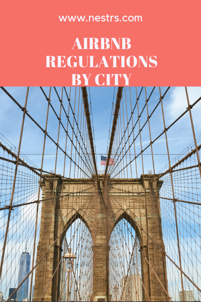 airbnb regulation by citiy