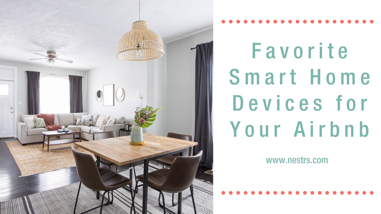 favorite smart home device