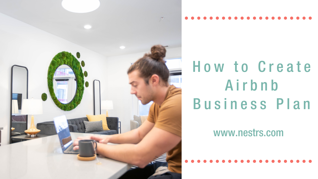 how to create Airbnb business plan
