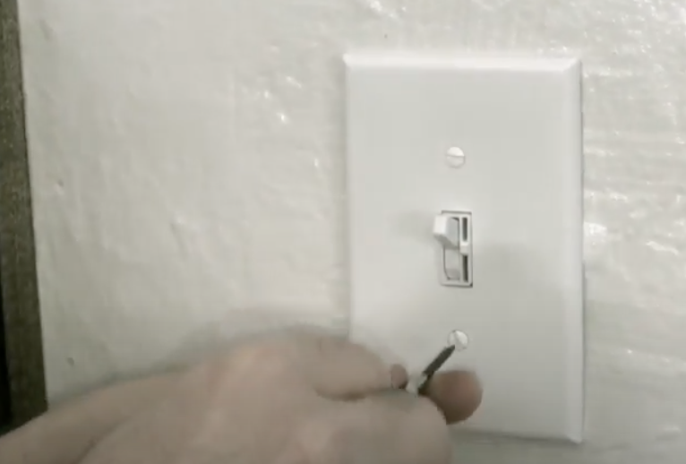 fixing light switch