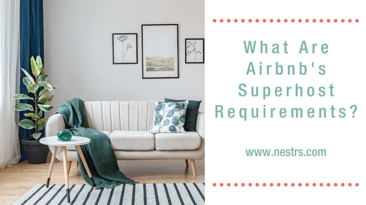 what are airbnb super host requirement