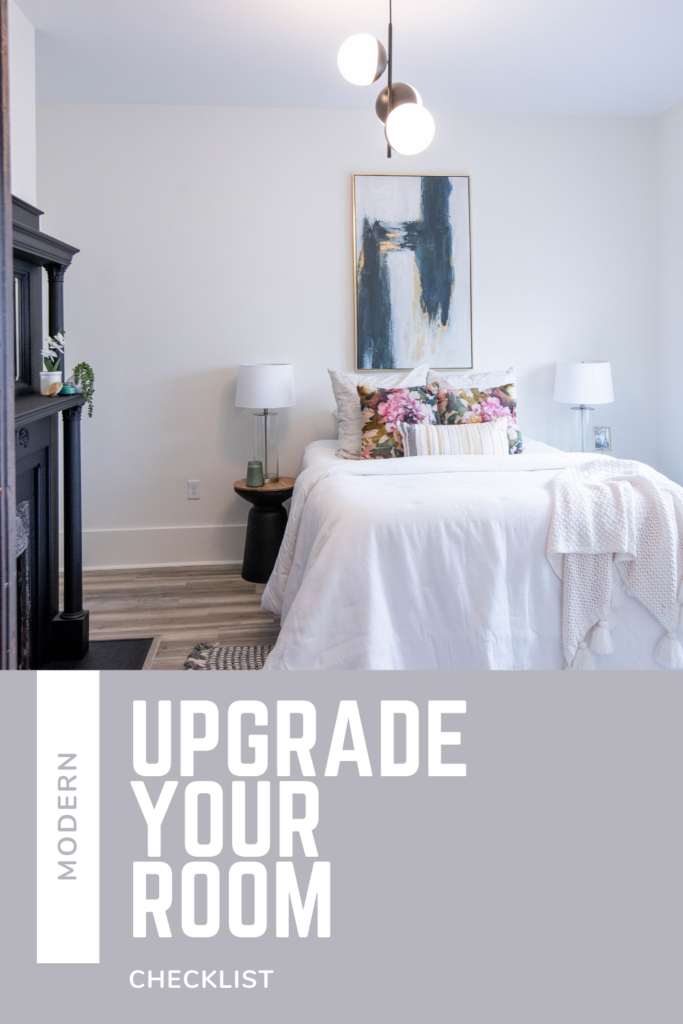 Image of how to upgrade your room