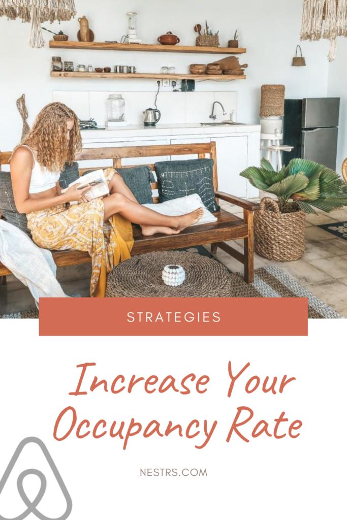 strategies to increase occupancy rate
