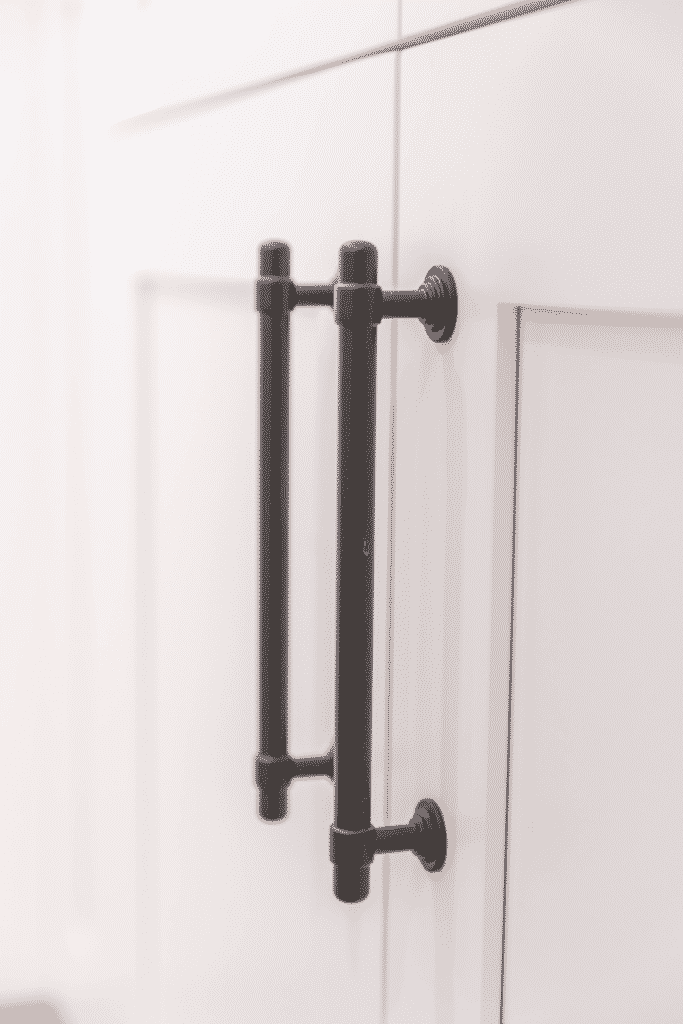Nestrs image of close-up cabinet handles