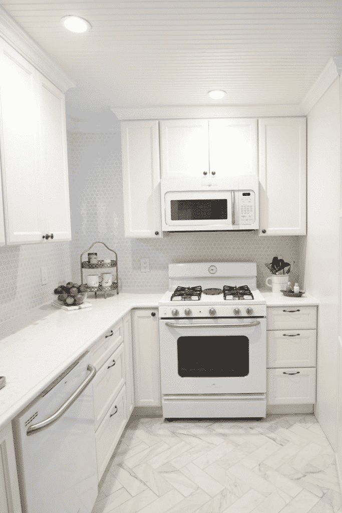 the kitchen to your first apartment