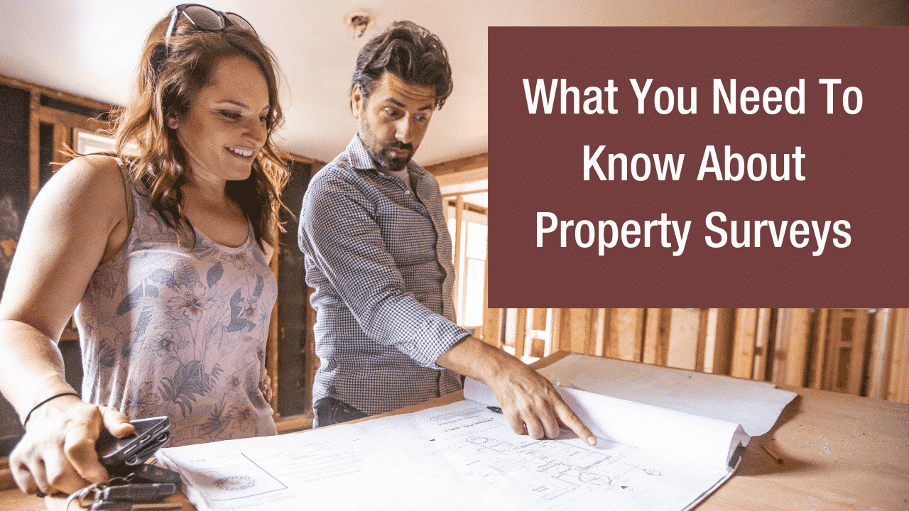 What You Need To Know About Property Surveys