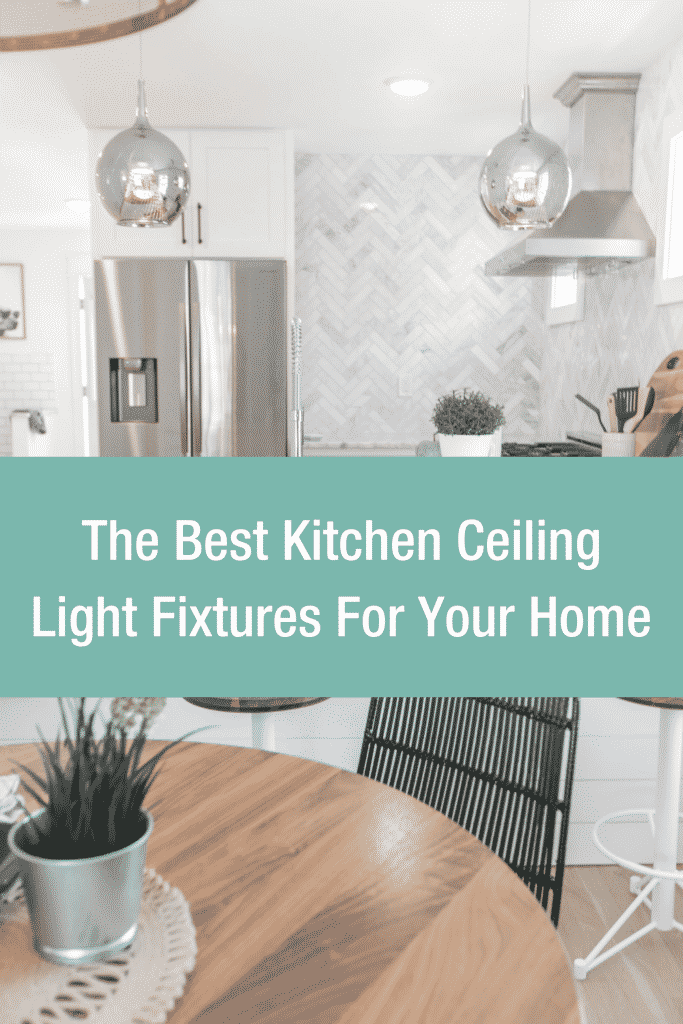 The Best Kitchen Ceiling Light Fixtures For Your Home