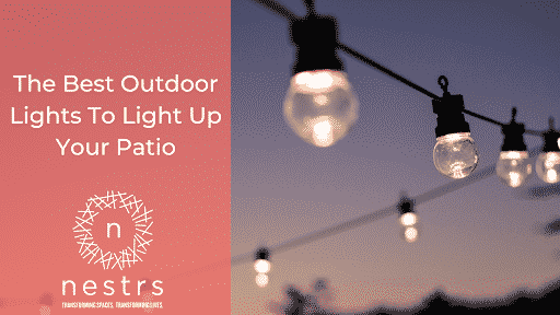 The Best Outdoor Lights To Light Up Your Patio