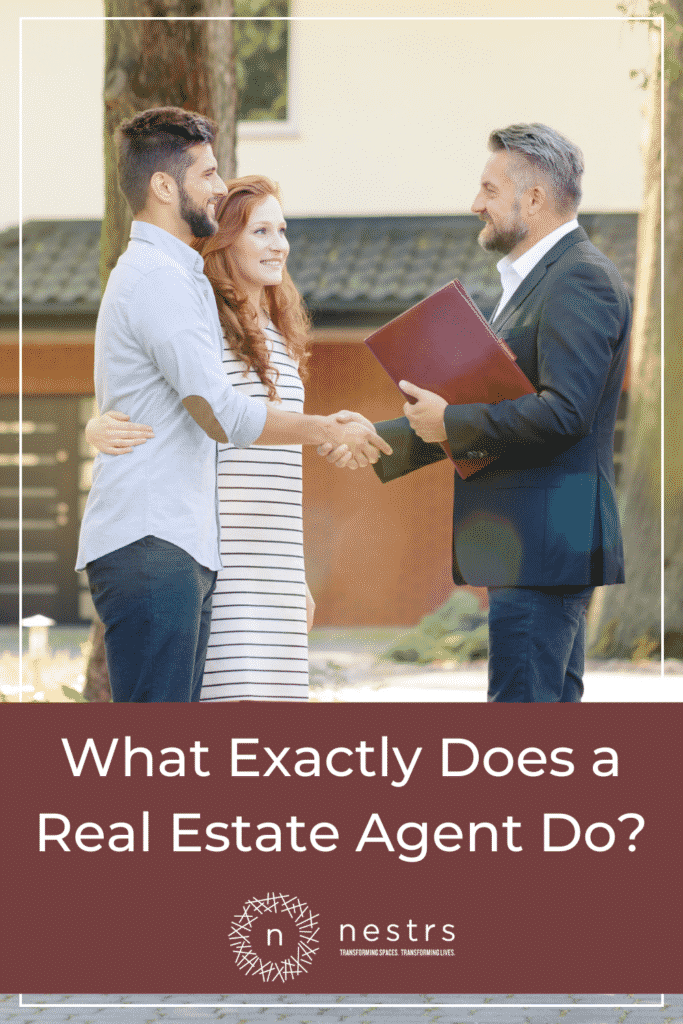 What Exactly Does A Real Estate Agent Do?