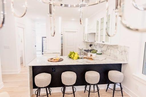 new designed kitchen